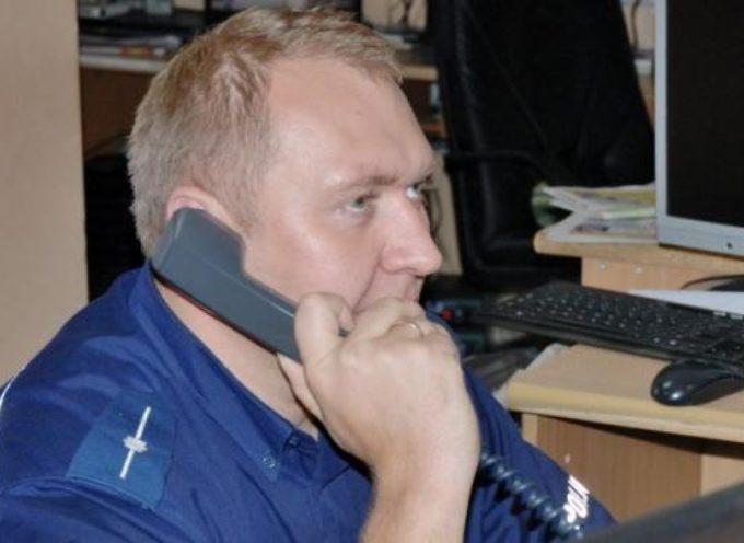 Policjant uratował noworodka przez telefon