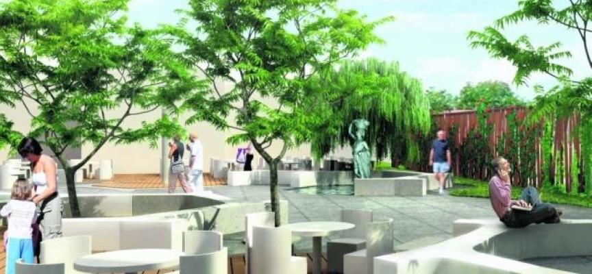 Park 600-lecia w Ostrowie nadal czeka na zagospodarowanie