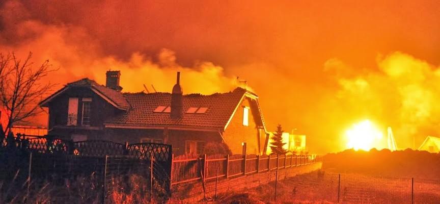 Dwa lata od wybuchu gazu w Jankowie Przygodzkim
