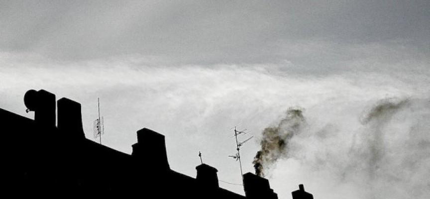 W Kępnie siwy dym