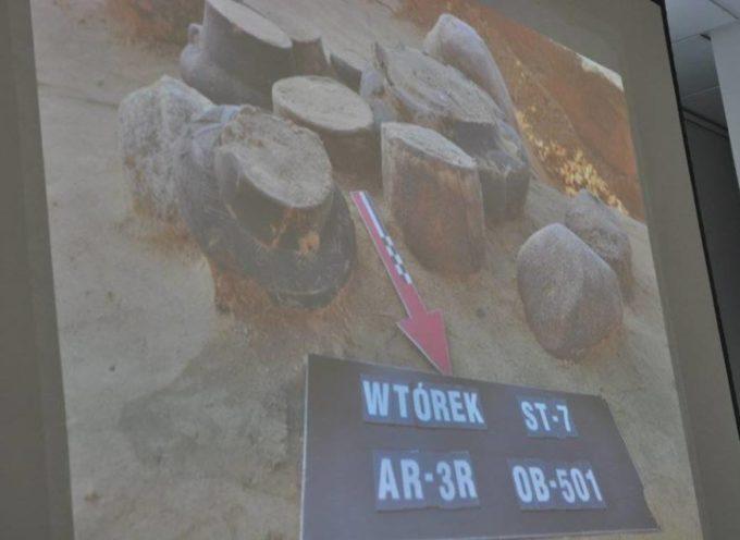 Skarby archeologii w powiecie