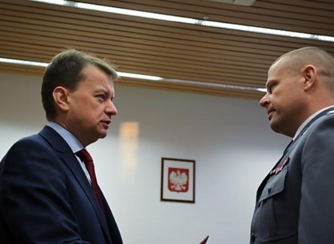 Kaliszanin na komendantem głównym policji