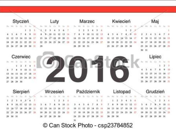 Można mieć aż 114 dni wolne w 2016 roku