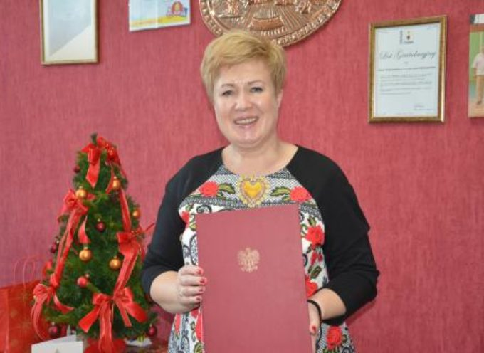 Dorota Cieśla i Paweł Staszak nagrodzeni przez MEN