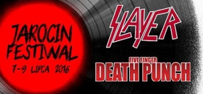 Festiwal w Jarocinie od 7 do 9 lipca 2016