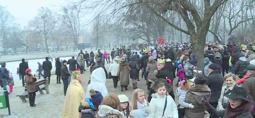 Zobacz II orszak Trzech Króli w Ostrowie