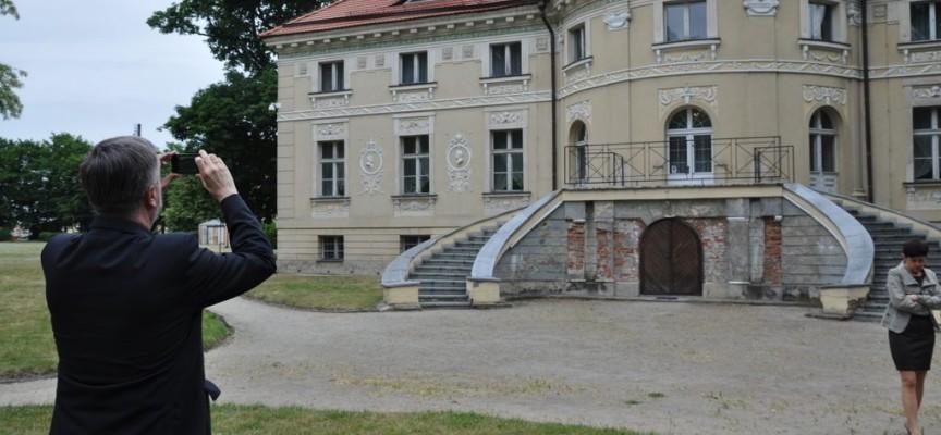Pałac w Lewkowie odzyska blask dzięki środkom z UE?