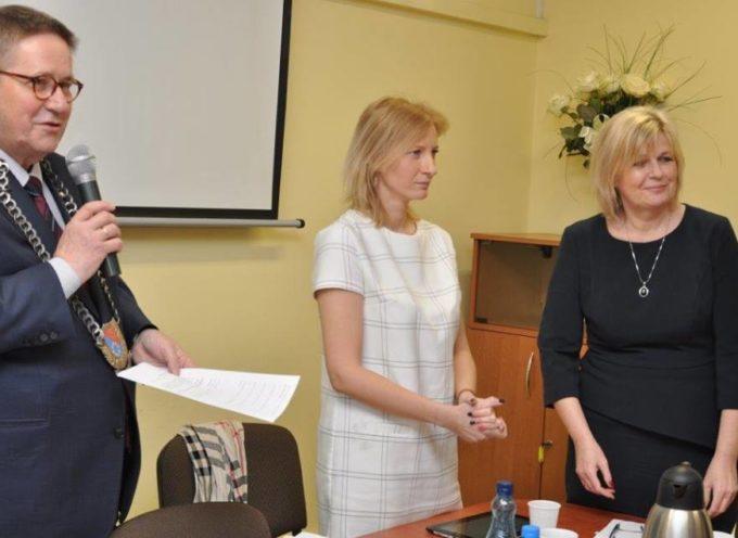 Dorota Hurna nową radną w powiecie