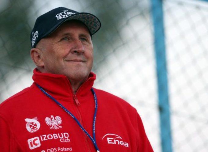 Trener Cieślak zapłaci 10 tysięcy złotych kary