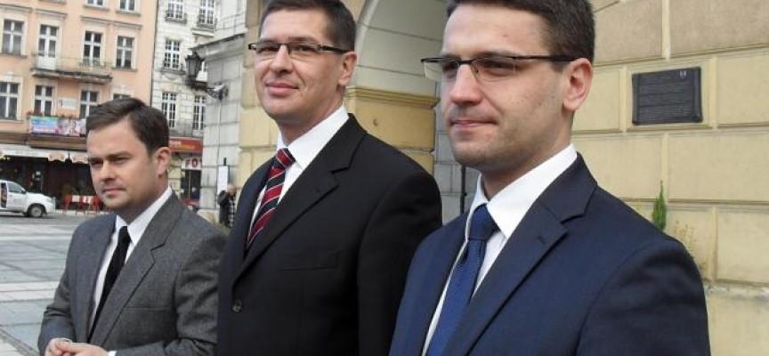 Adam Rogacki z radzie nadzorczej spółki PL.2012+