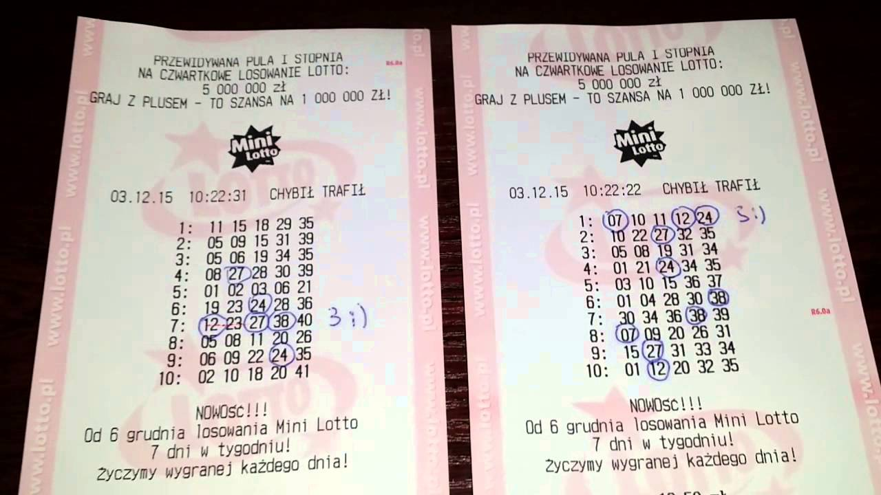 Mini Lotto System