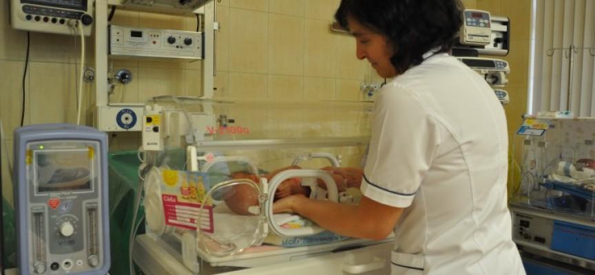 Ostrowska neonatologia i ratowane wcześniaki