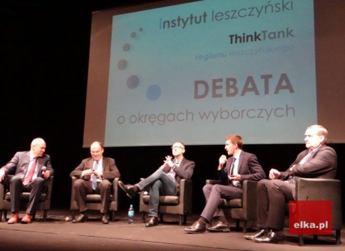 Okręg wyborczy leszczyński – bez kaliskiego?