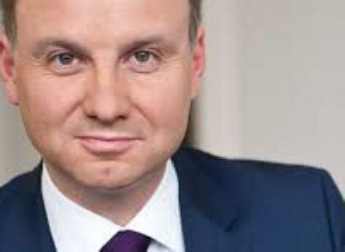 Prezydent Andrzej Duda 1 maja w Kaliszu