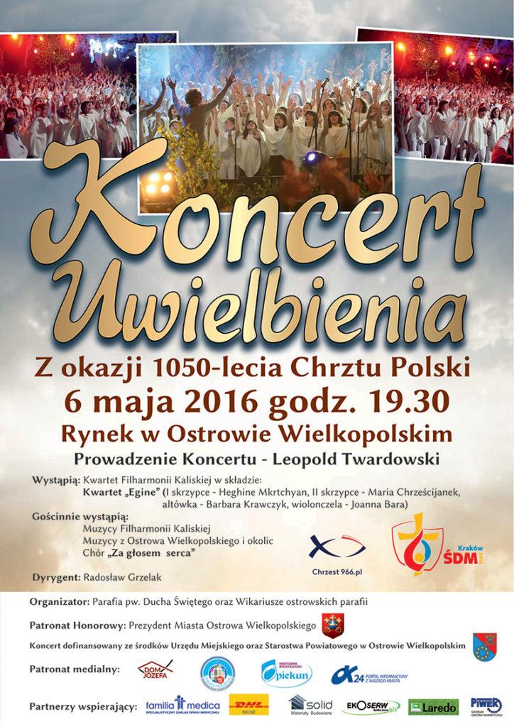 koncert uwielbienia a3ok