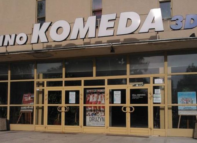 Kępno ma 1,2 miliona na modernizację kina, a co z Komedą?