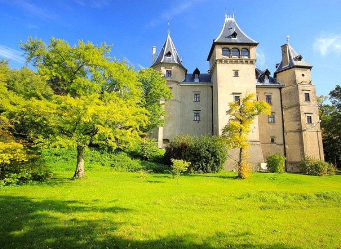 Odszkodowanie za zamek w Gołuchowie