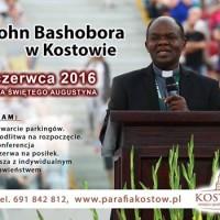 Ojciec Bashobora w Kostowie i Kaliszu