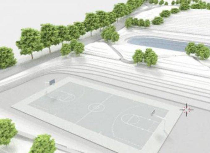 Modernizacja stadionu w Nowych Skalmierzycach