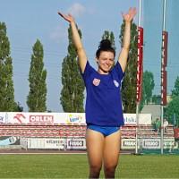 Złota Ewa Rosiak i jej kolejny rekord