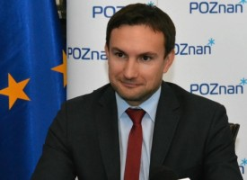 Tomasz Lewandowski wiceprezydentem