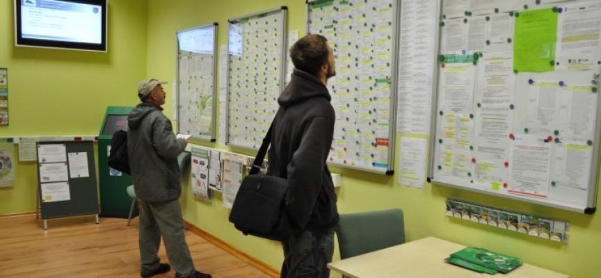 Bezrobocie rekordowo niskie w powiecie – 4,9%