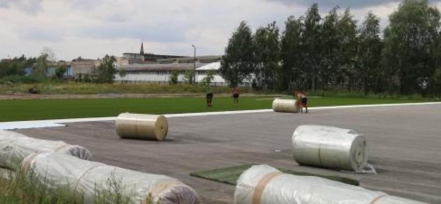 Stadion w modernizacji – inwestycja za 6 mln złotych