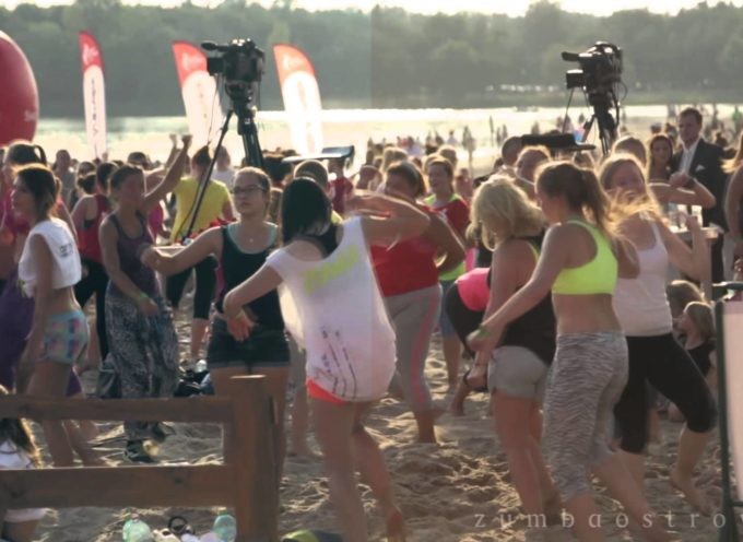 Zumba na Piaskach – pobiją rekord Polski?