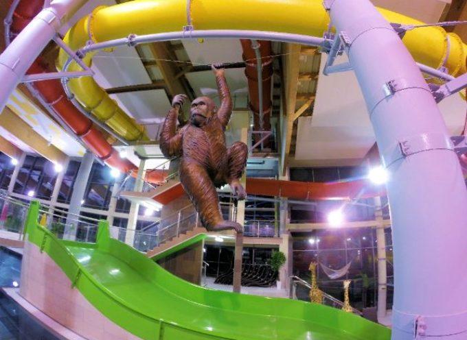 Aquapark i nowe atrakcje
