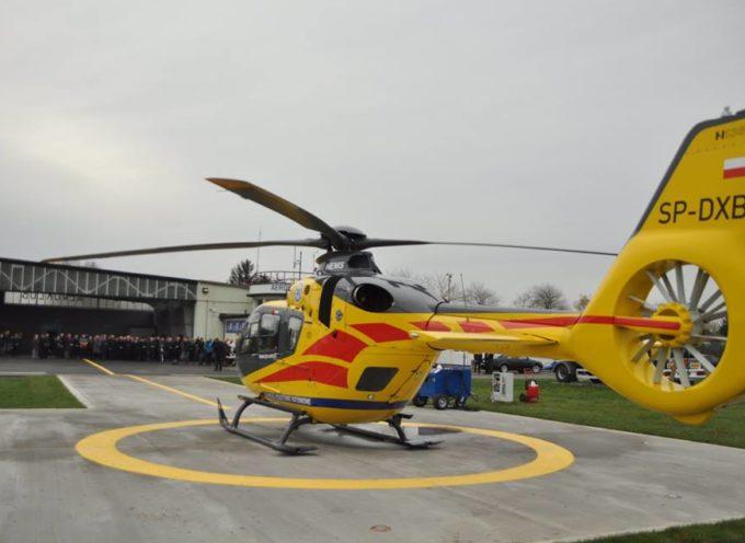 Helikopter LPR ratował dziecko już podczas otwarcia