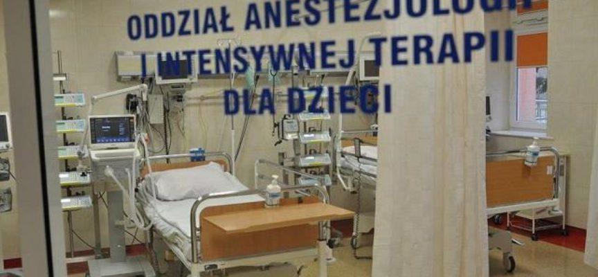 Anestezjologia dla dzieci – w Ostrowie drugi ośrodek w Wielkopolsce