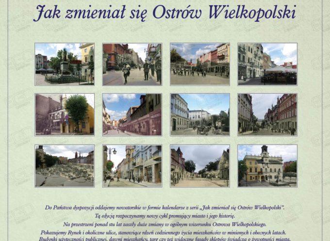 Historyczny kalendarz Ostrowa na 2017 rok