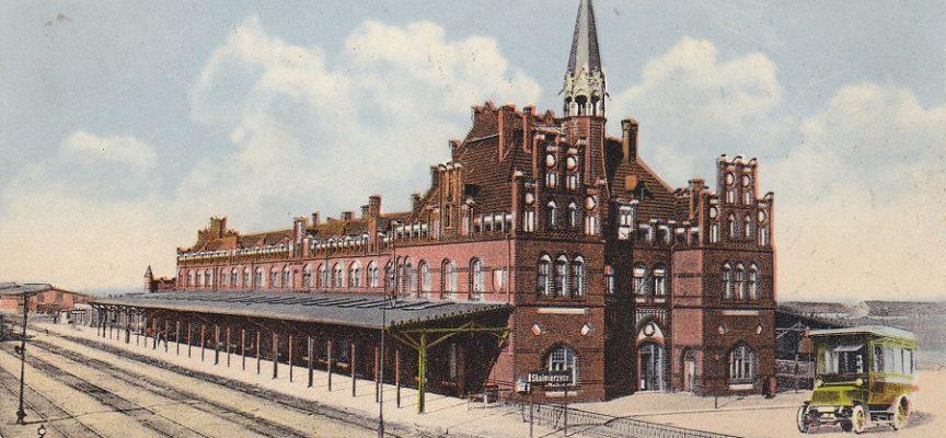 Dworzec w Nowych Skalmierzycach zabytkiem – w środku będzie szkło i drewno