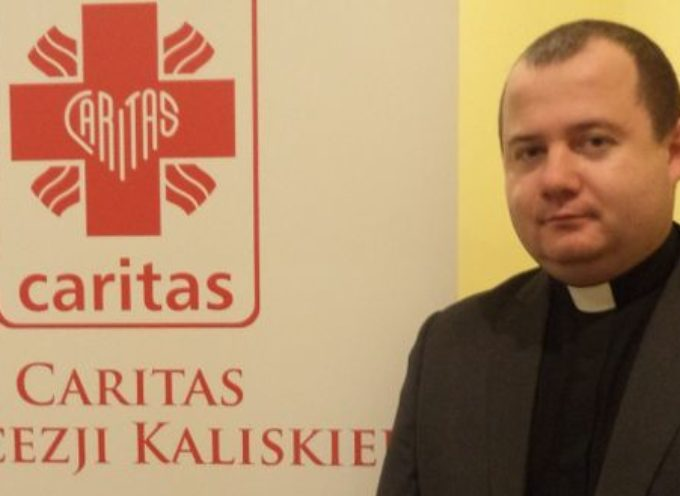 Unijna pomoc w Caritas