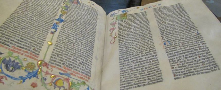 Drukarnia Gutenberga na Zawodziu