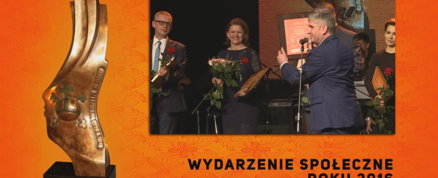 Festyn na Krępie wydarzeniem społecznym 2016 roku