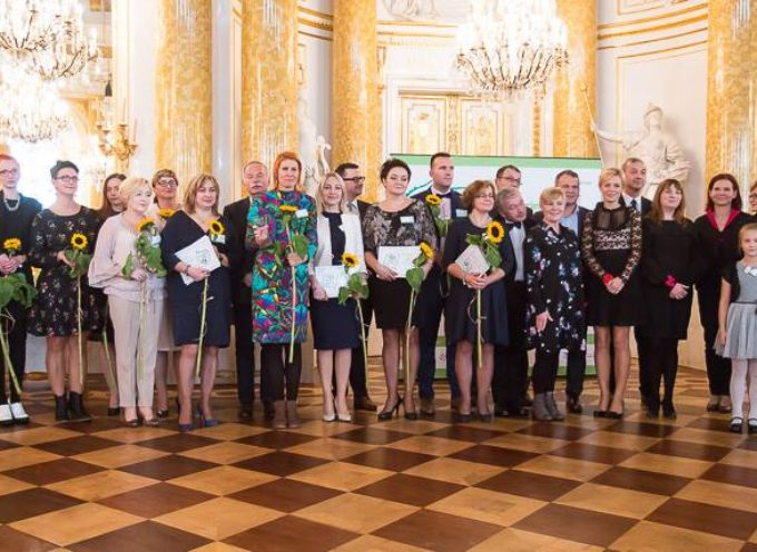 Ewa Szymańska z tytułem Nauczyciel Roku 2017