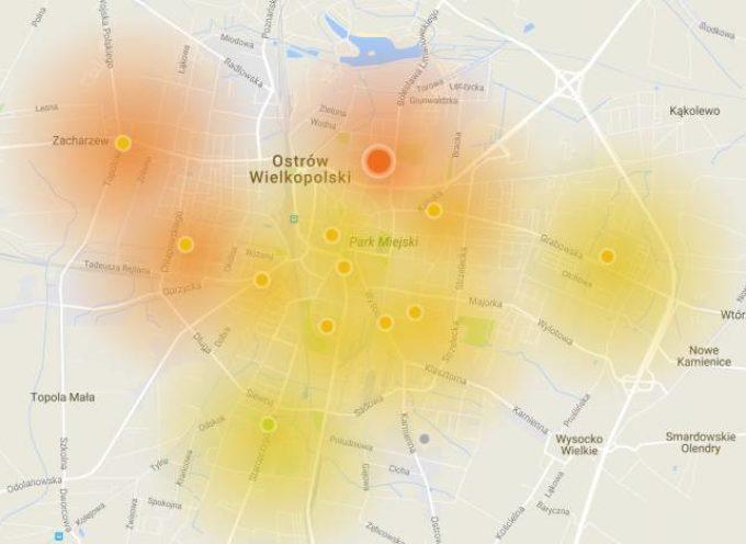 Zła jakość powietrza – normy przekroczone o 280 procent