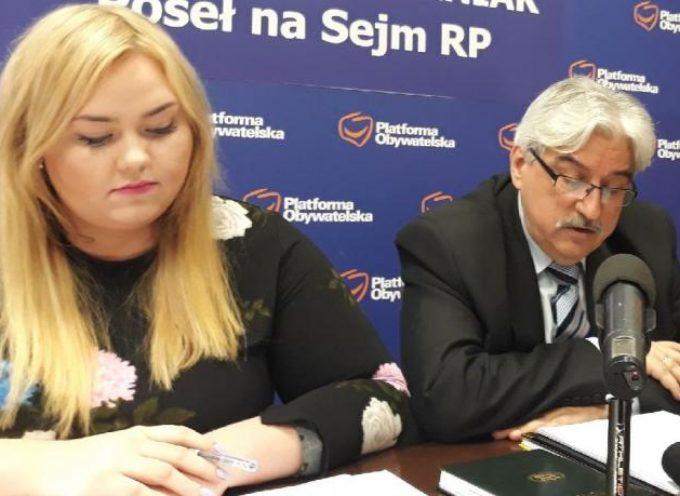 Radna Kowalska dopytuje o mieszkania dla seniorów