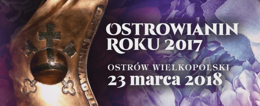 Ryszard Chmielina Ostrowianinem 2017 roku – relacja filmowa z gali