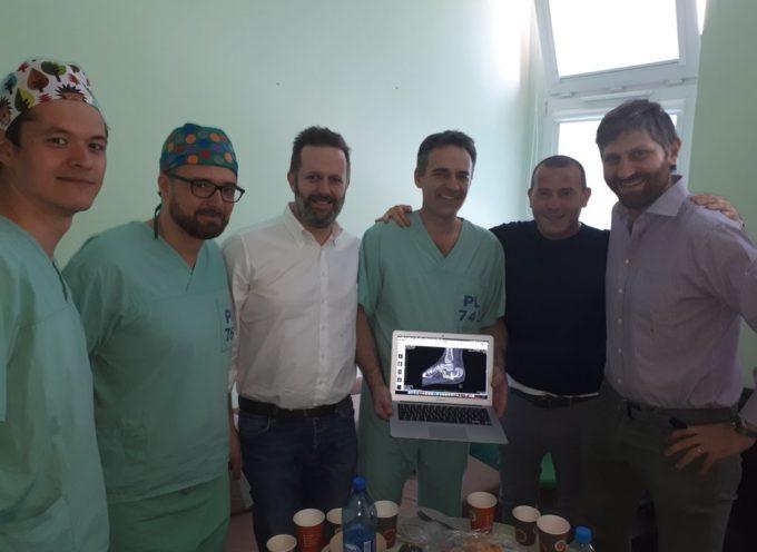 Ostrowscy ortopedzi uczą Włochów