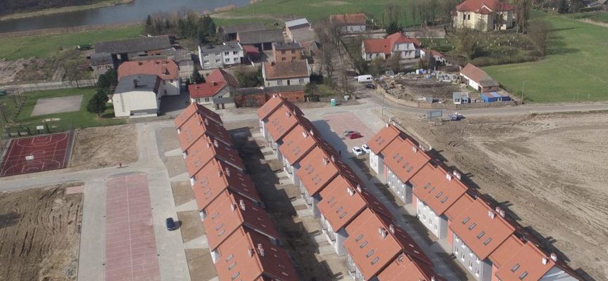 96 mieszkań plus pod Jarocinem