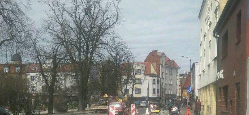 Spór o budowaną antyzatokę w centrum Ostrowa