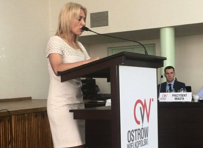 Wojewoda wygasił mandat radnej Waliszewskiej