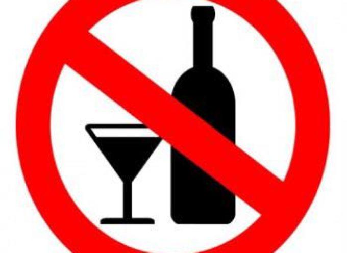 Od 22.00 do 6.00 alkoholu nie kupisz