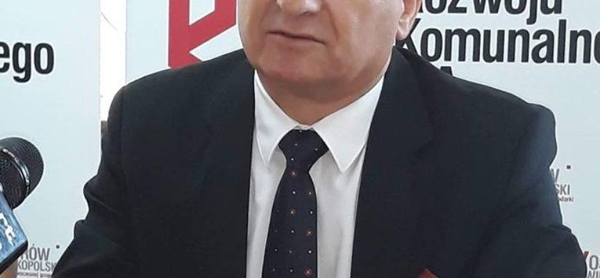 Zenon Musialski nowym prezesem MZGM