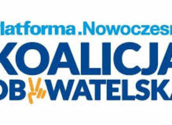 Koalicja Obywatelska przedstawi kandydata na prezydenta Ostrowa