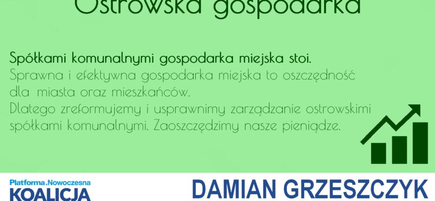 Kandydaci na prezydenta Ostrowa odkrywają karty