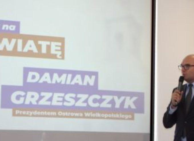 Oświata według Damiana Grzeszczyka