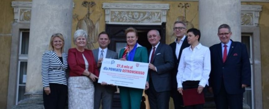Remont pałacu w Lewkowie za 28 milionów – powstanie centrum multimedialne